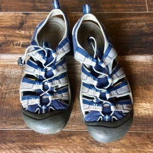 Keen water hiking sandals